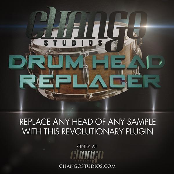 chango studios drum samples