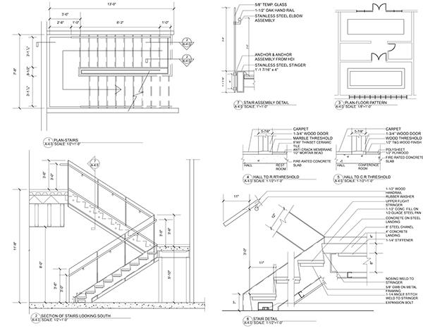 Building Tech Construction Documents On Philau Portfolios