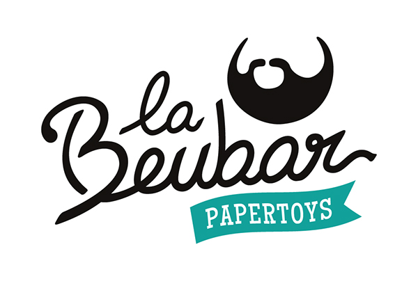 La Beubar Paper Toys On Behance