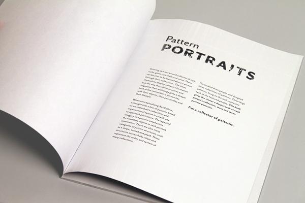 Patterns Bookdesign