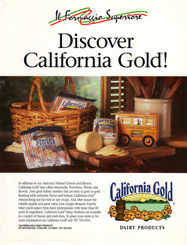 california creamery