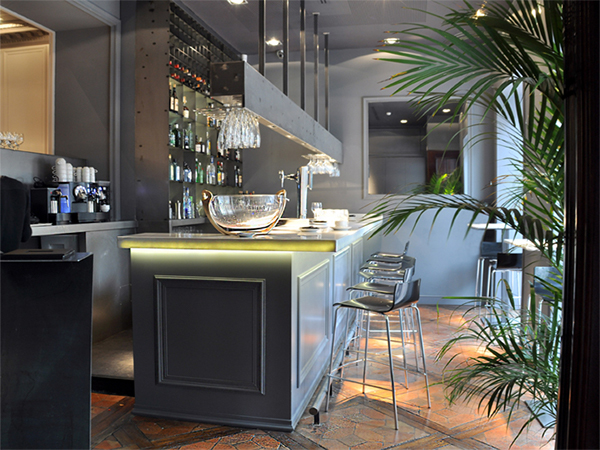 Diseño de Interiores restauración Restaurante Edulis madrid