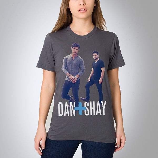 Dan Shay: Dan + Shay Official Merchandise Design Projects On Behance