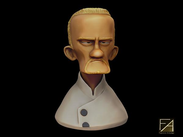 3D Fun Art - Ratatouille Horst. on Behance