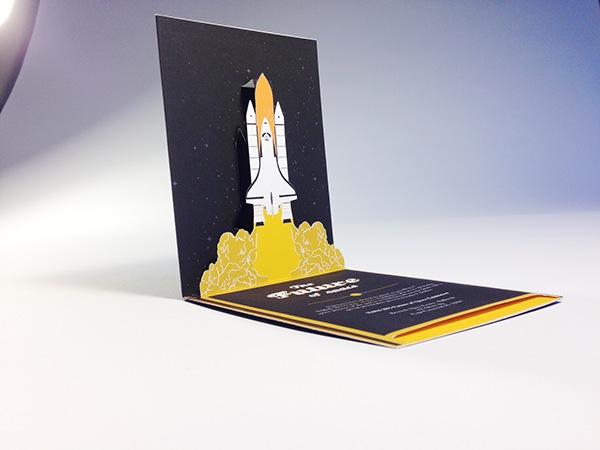NASA Invitation on SCAD Portfolios