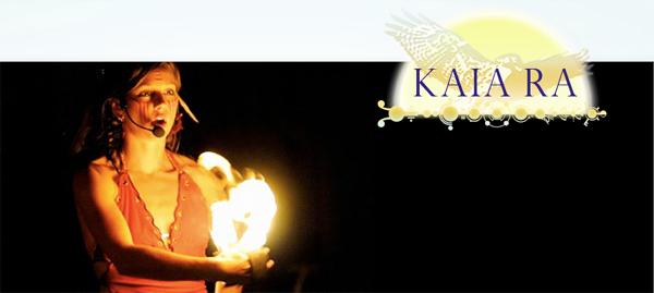 Kaia Ra spirit walking