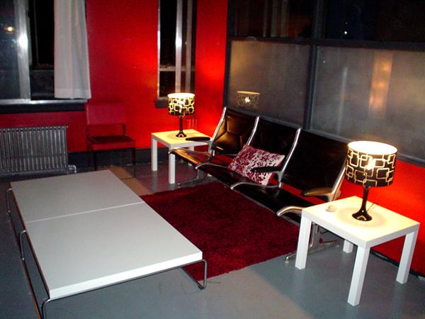 Recording Studio Interior Design On Behance