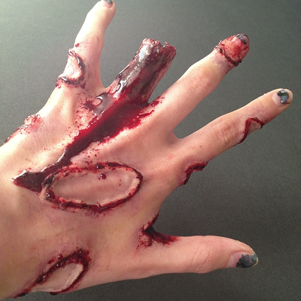 special effects makeup on behance