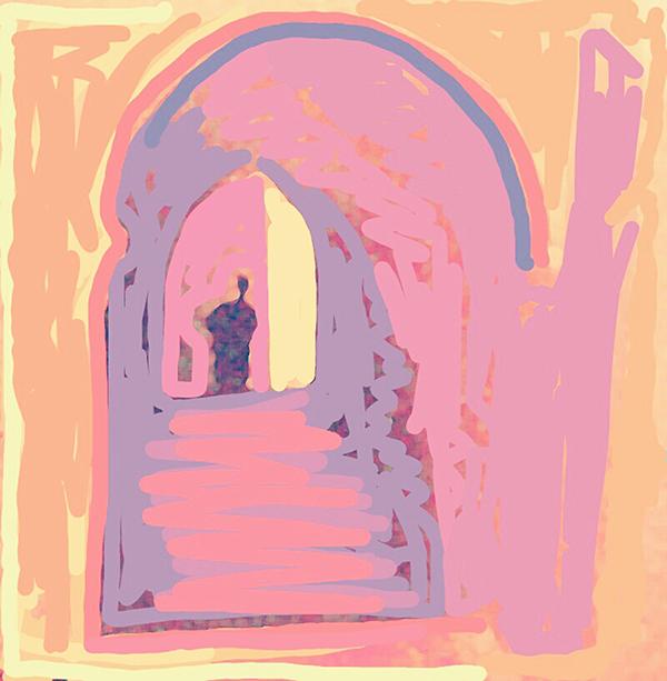 abstract mike featherstone  Artist  teesside  art  Painter  design  photoshop