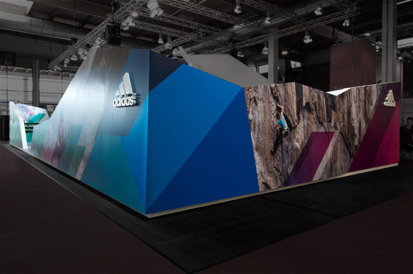 Outdoor Exhibition Booth : Booth construction metron gmbh