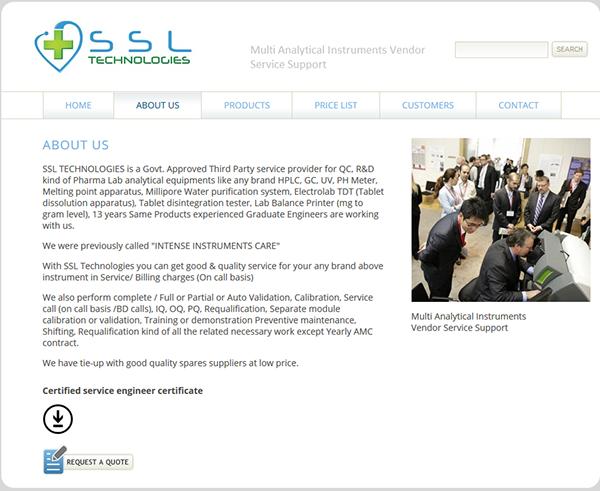ssl technologies