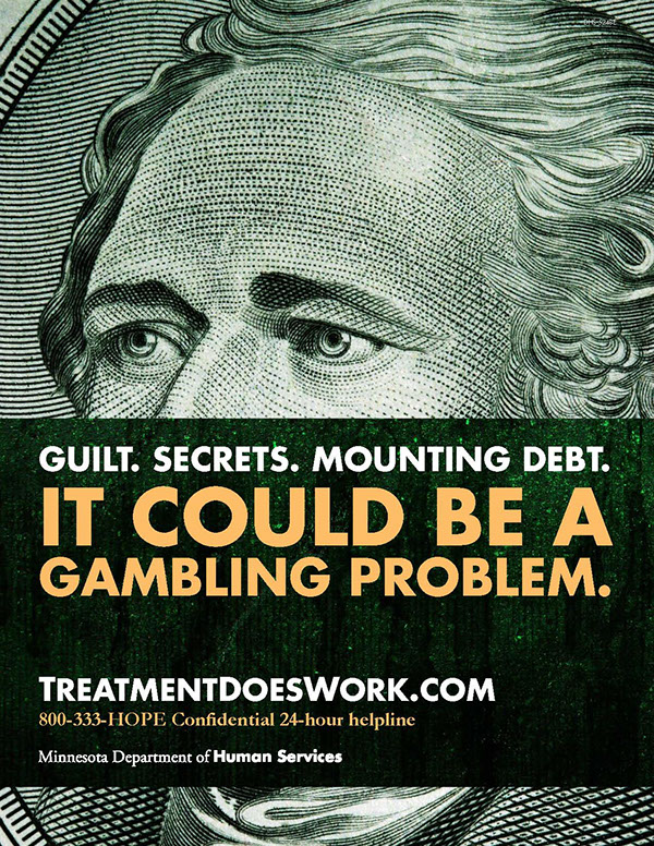 Gambling treatment minnesota consumer market knowledge procter gamble