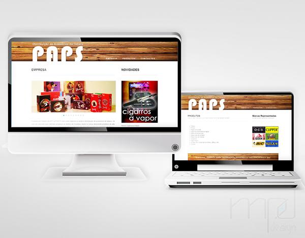 Website paps