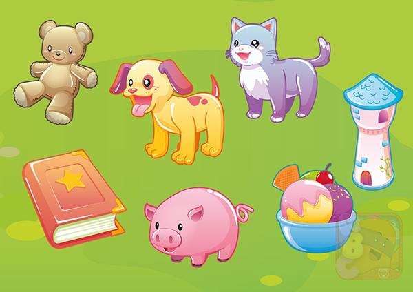 minimo game mobile game children