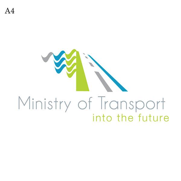 Ministry of Transport logo ideas on Behance
