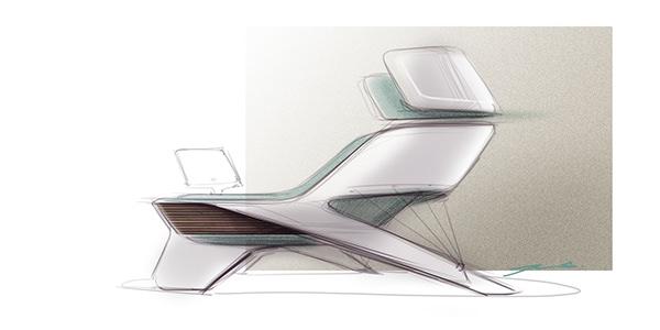 Furniture Design Ideations