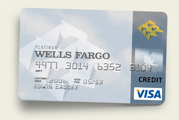 Wells Fargo Re-Branding on Behance