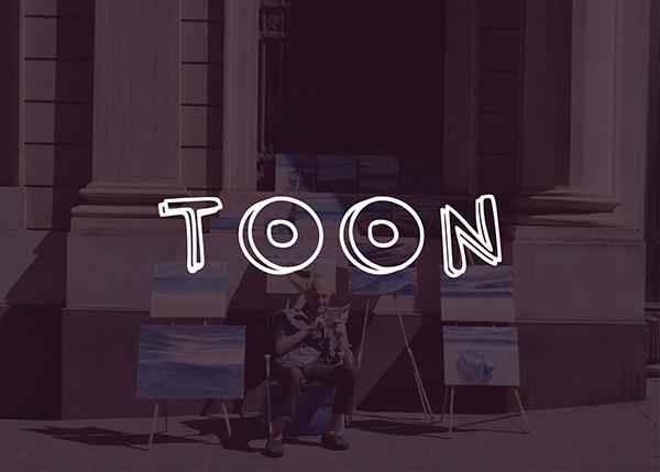 Toon Typeface