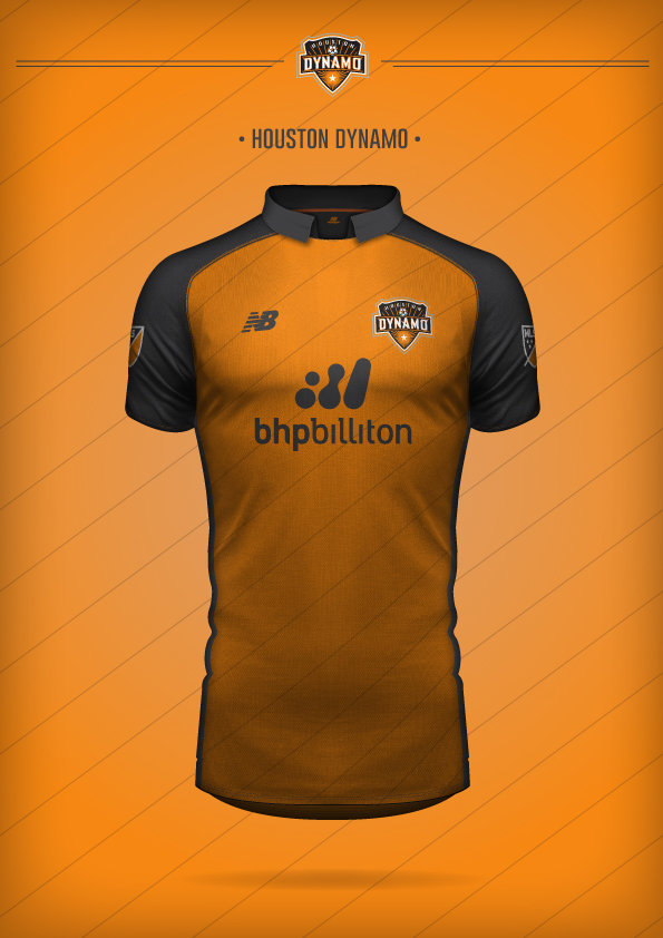 New Balance Houston Dynamo Concept Kit