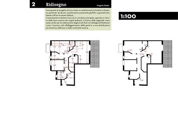 Interior architecture i exercise on pantone canvas gallery for Interior design politecnico di milano