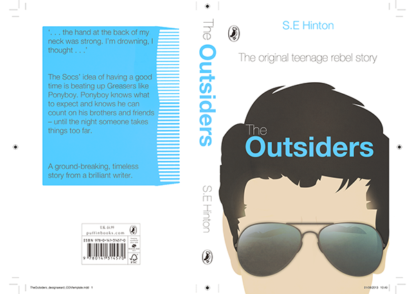 2 page book report on the outsiders Page 2  discussed during the book: friendship loyalty belonging  stereotypes  outsiders, johnny, darry, and ponyboy fight for something they.