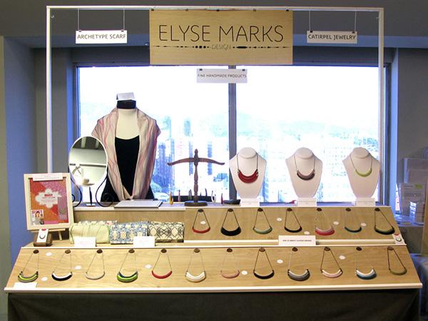 Elyse Marks Design - Booth Design