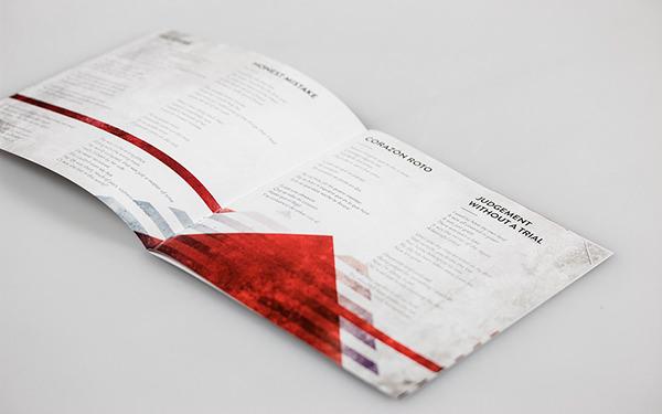 album artwork band design geometric album cover Booklet shirt design