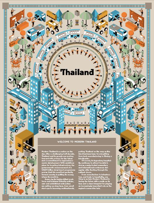 Colour - Magazine cover