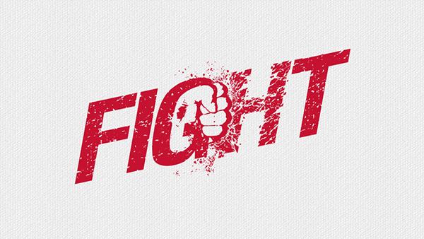 FIGHT Logo on Behance