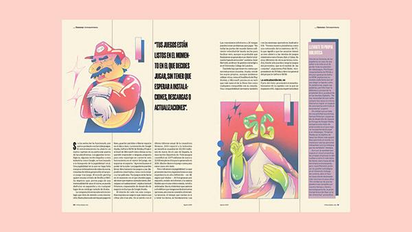 RETINA ELPAÍS #29 July 2020 - Art Direction