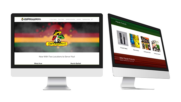 websites head shops smoke shop wordpress