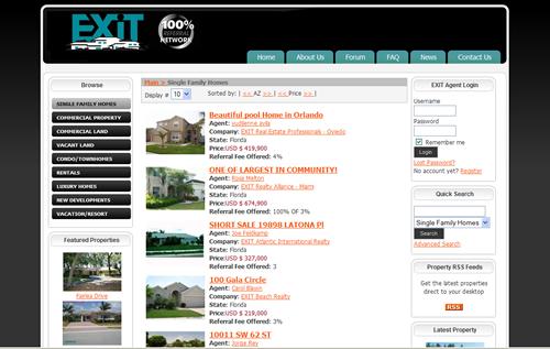 website development Website Design Stuart real estate web design real estate websites