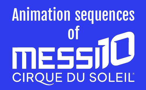 animation  animation2d Cirquedusoleil motiondesign movie Show soccer traditionalanimation ILLUSTRATION  motion