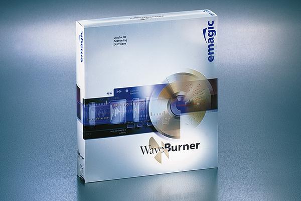 emagic waveburner (2001)