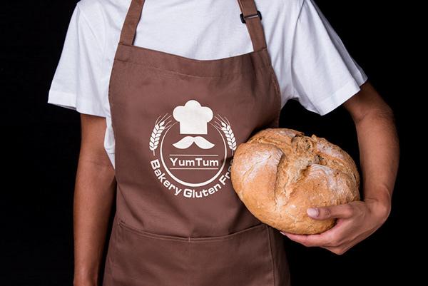 YumTum : Bakery Logo Design