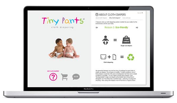 Tiny Pants