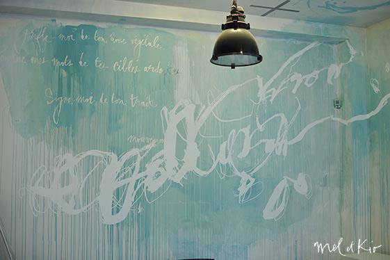 mel-et-kio meletkio walldesign design-mural le-marais