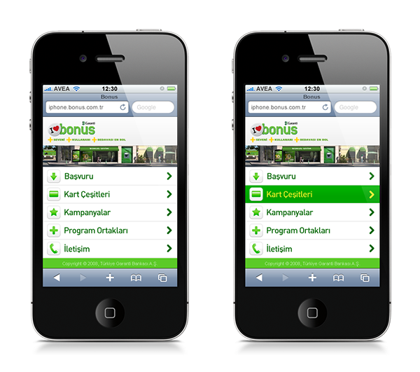 iphone Bonus mobile