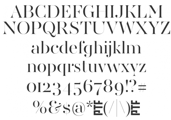 Five beautiful free fonts from conqueror paper — sitepoint.