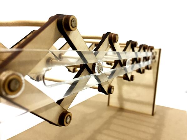 Kinetic Mechanism Exploration  Design X  Prof  Ku On Behance