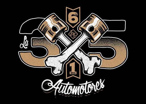 La 35 Automotores by Basta Juan