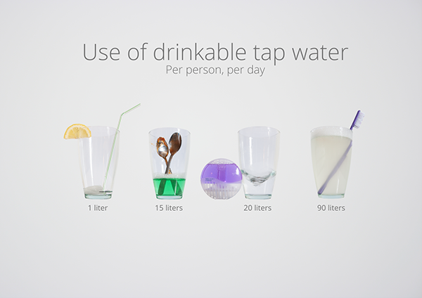 how to make tap water drinkable