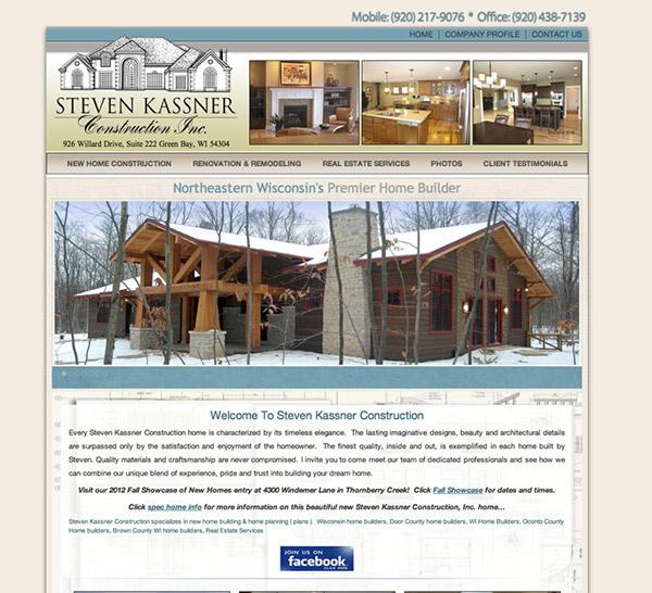 Steve Kassner steven kassner construction green bay wisconsin on behance