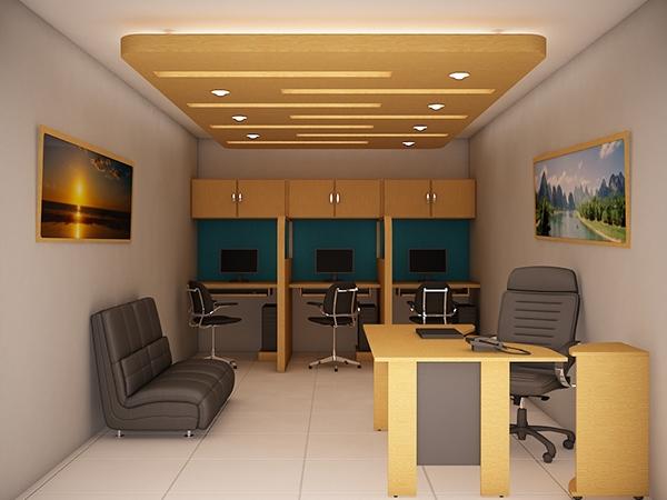 豐富的25張辦公室擺設欣賞