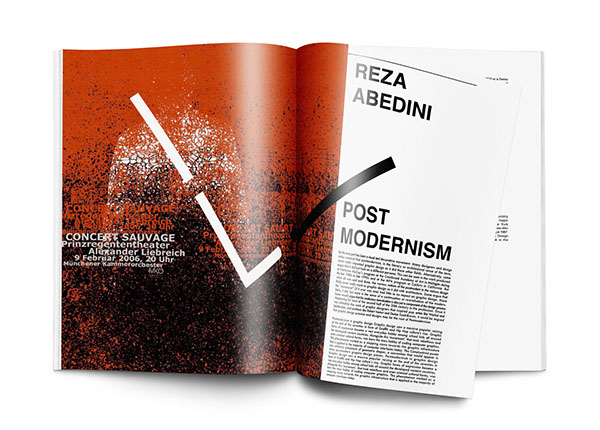 design brief for a magazine