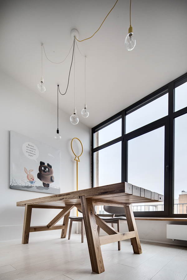 lipinka apartment on behance