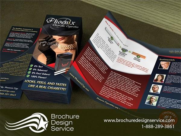 brochure designer tri fold brochure samples on pantone canvas gallery