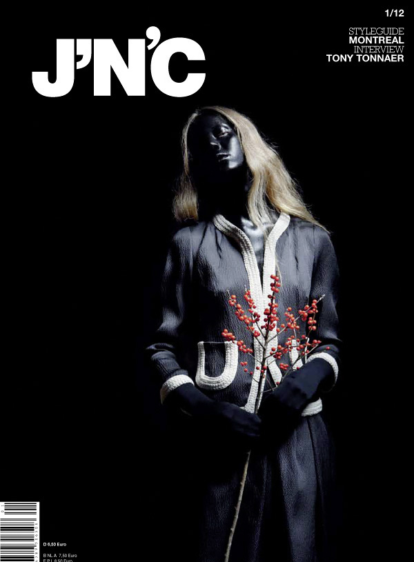 JNC Magazine berlin Lisanne van Maanen Yves Borgwardt