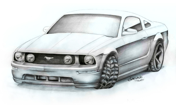 Perfect Mustang GT