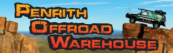 Penrith Offroad Warehouse Signage on Behance